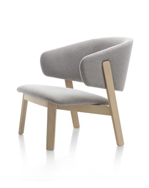 Le fauteuil Wolfgang de Luca Nichetto, Fornasaria (LOVE it)