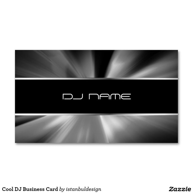 17 best DJ images on Pinterest | Music, Business cards and Design