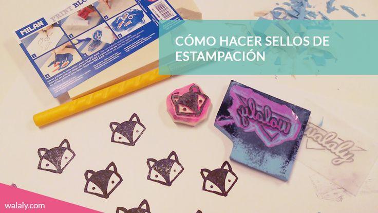 23 best ideas envoltorios y cajitas images on pinterest for Como hacer sellos