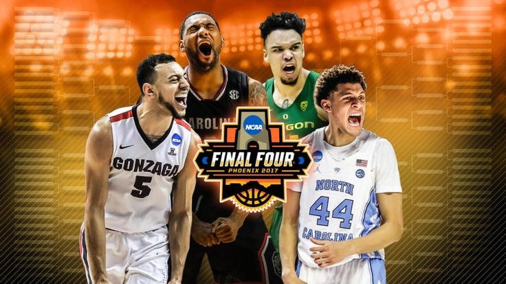 Who will you be rooting for? #NCAA #finalfour http://www.cbssports.com/college-basketball/news/ncaa-final-four-2017-march-madness-live-scores-tip-times-schedule-tv-channel-bracket/