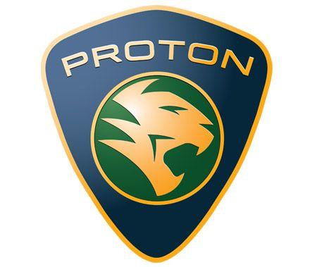 Logo PROTON (Custom) Download Vector dan Gambar