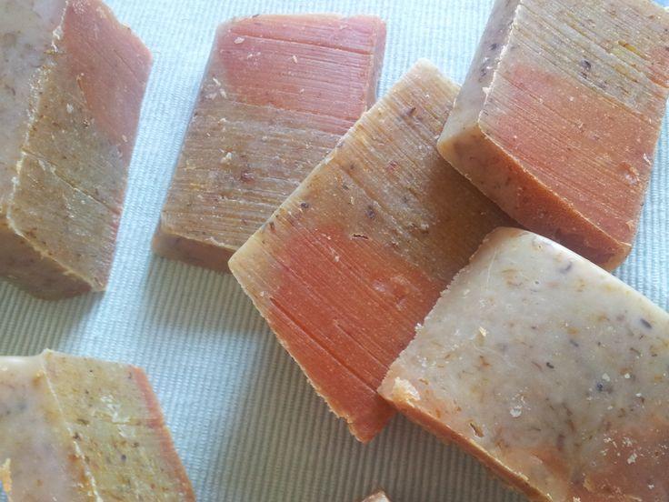my calentula - lemon dream soap...neraidokipos.blogspot,gr