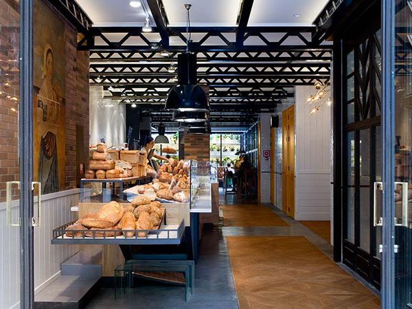 Hotel Praktik Bakery In Barcelona Mixes Cool Design With Warm Bread From Its Own Bakery