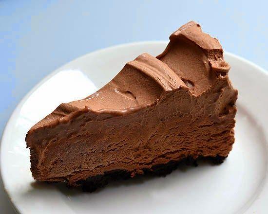 Maida Heatter Chocolate Pound Cake