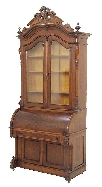 19 best images about secretary cabinet on pinterest for Victorian home furniture