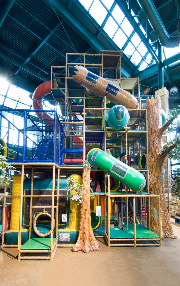 Adventure Peak at Edinburgh Park, Edina, MN $7 children with accompanying adult free