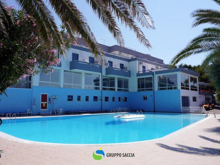 Saluti dall' HOTEL BAIA SANTA BARBARA #puglia #gargano #estate2015 #weareinpuglia #visitpuglia #viaggiareinpuglia