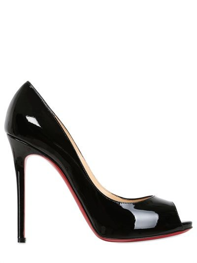CHRISTIAN LOUBOUTIN - need I say more. Brides please wear these!!