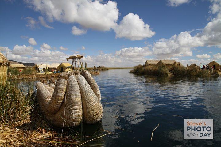 Floating Islands Lake Titicaca Piximus