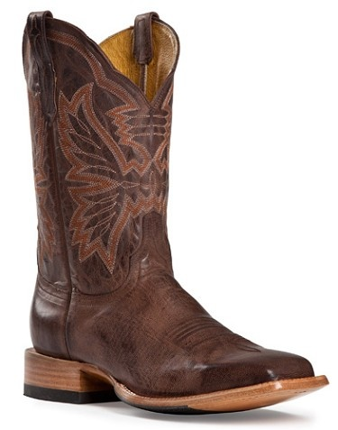 Mens Cinch Boots DS Mad Dog Chocolate Cowboy Boot