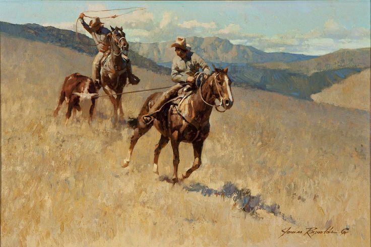 American western artists oil paintings james reynolds for Original sculptures for sale