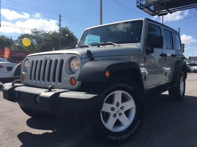 YES LOVE YES LOVE   Used 2007 Jeep Wrangler Unlimited X