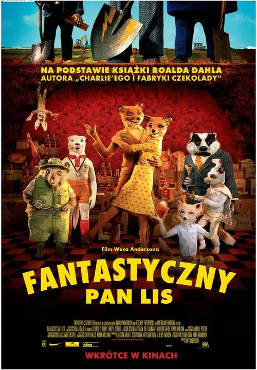 Watch->> Fantastic Mr. Fox 2009 Full - Movie Online