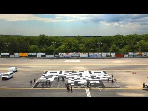 Skanz: Largest QR Code Ever !