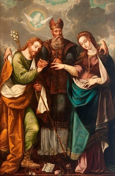 age of virgin mary when married