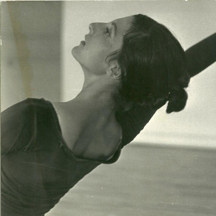 Jennifer PredockLinnell, my choreography teacher at UNM