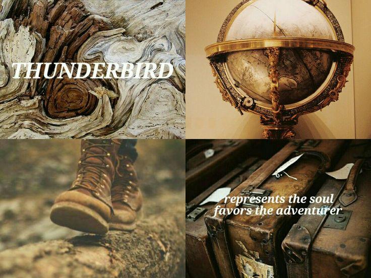 News about #Ilvermorny on Twitter Thunderbird/Hufflepuff