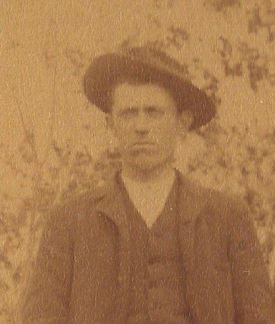 William Bonney also known as Billy the Kid was an American Old West gunfighter and a participant in New Mexico's Lincoln County War of 1878. - Courtesy Jay McCarey Collection