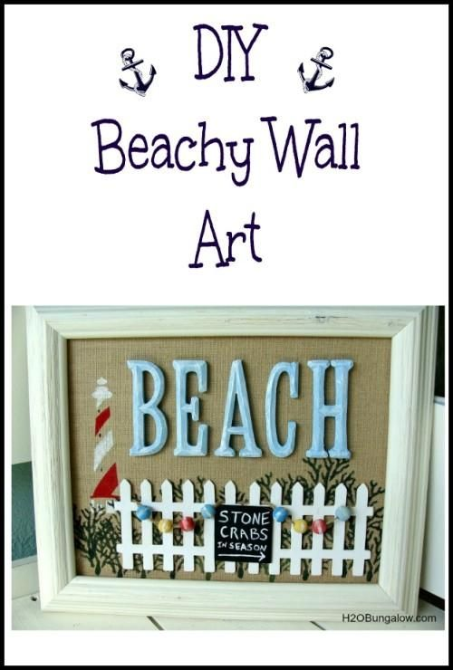 Michaels Wall Decor Diy : Best images about nautical inspired ideas on