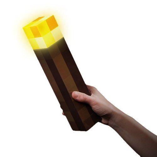 [UK-Import]Minecraft Light-Up Torch