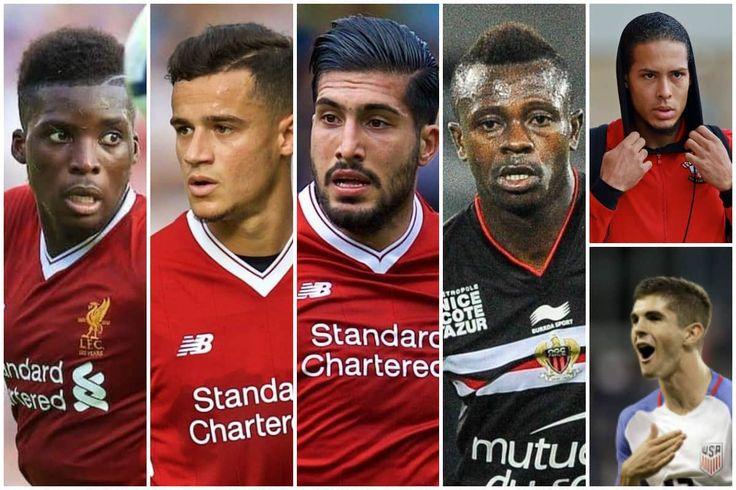 Coutinho on strike? Reds close to Seri deal? – Liverpool FC Transfer News & Rumour Roundup