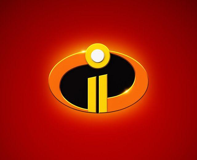 Incredibles 2 Logo Incredibles Logo The Incredibles Diy Playing Cards