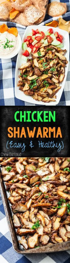 This Easy, Healthy Chicken Shawarma is waist-friendly and incredibly scrumptious! It's a hit every time we serve up this flavorful dish. (Great for Whole30)