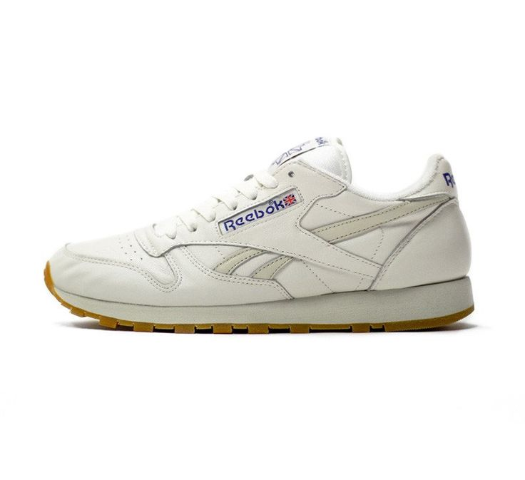 Reebok - CL Leather Vintage - White | Highs and Lows