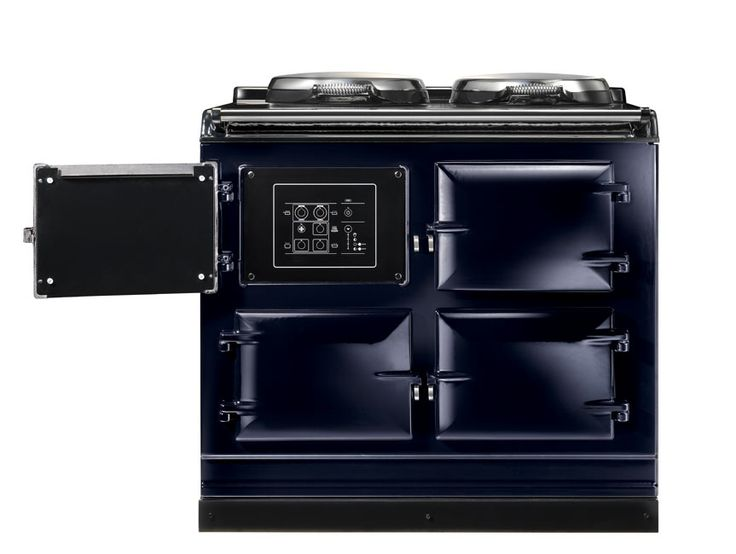 AGA ATC3DBL Total Control Dark Blue Electric 3 Oven Cooker