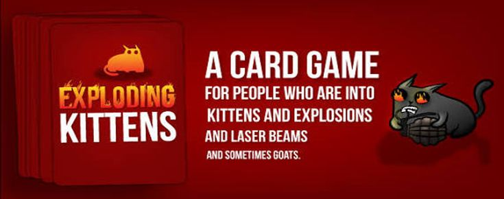 Exploding Kittens Official is an Cardgame for android Download latest version of Exploding Kittens Official Apk + MOD [Unlocked] 3.3.0 for Android from apkonehack with direct link Exploding Kittens Official Apk Description Version: 3.3.0 Package: ...
