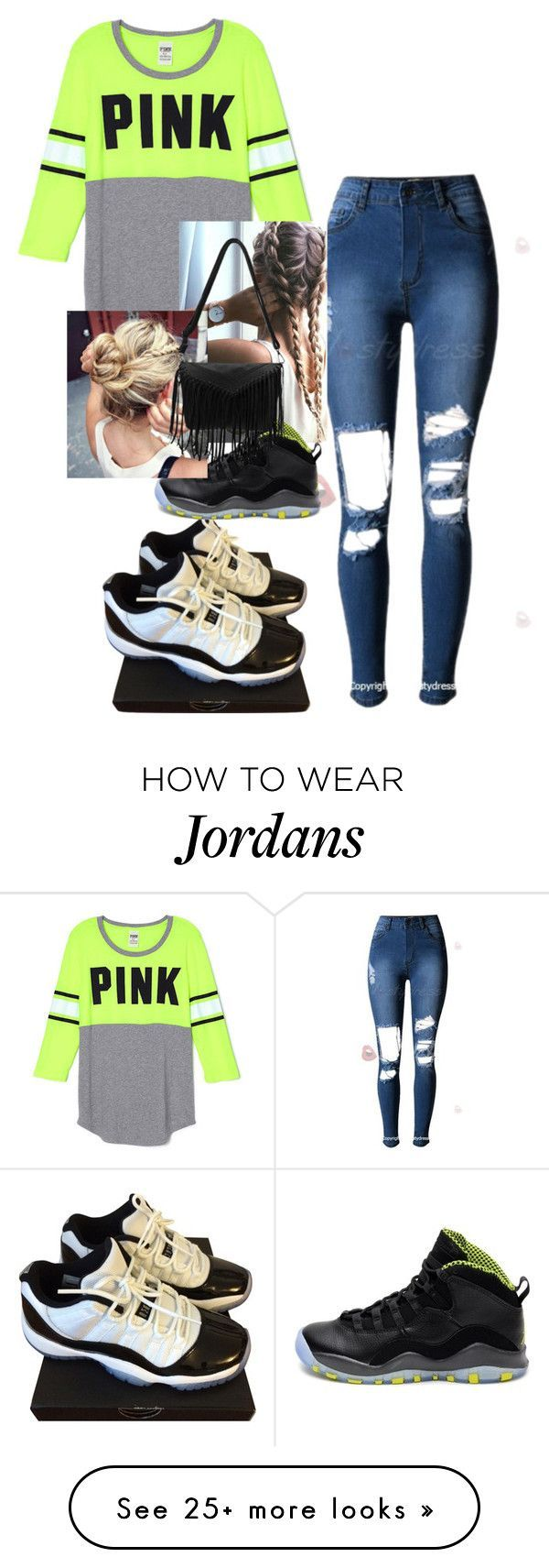 """Untitled #123"" by hassani on Polyvore featuring NIKE"
