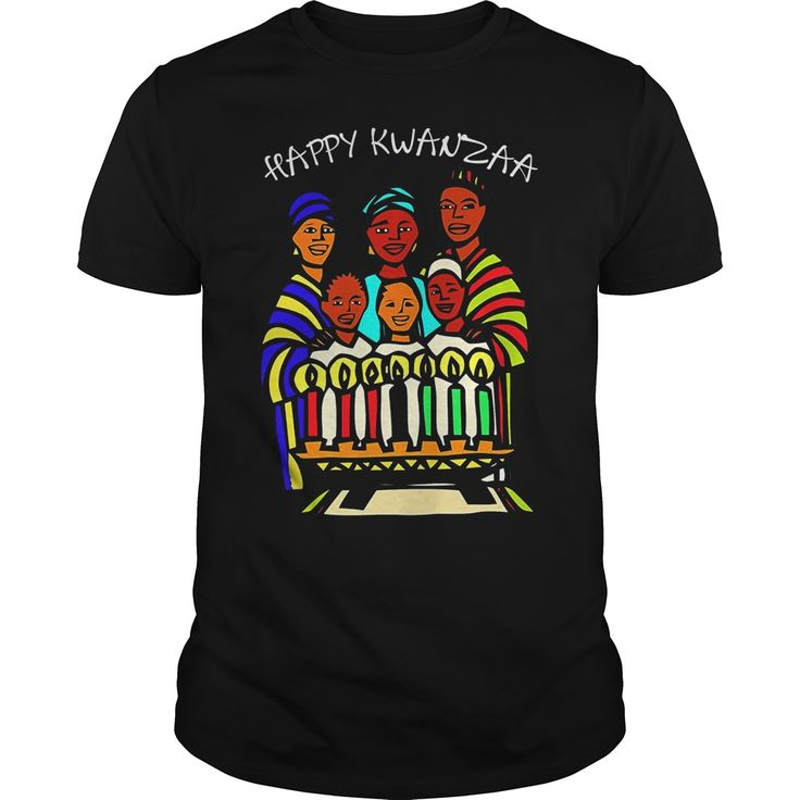 Happy kwanzaa t shirts for African American holidays - t shirts and hoodies