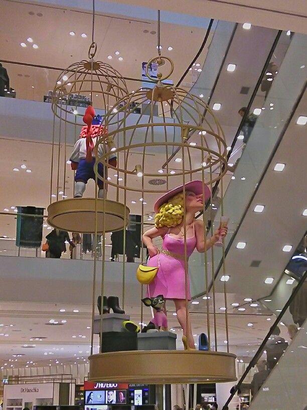 New department store in Duesseldorf