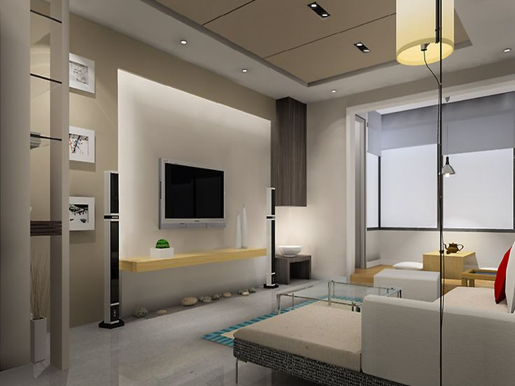 Terrific Contemporary Home Interior Design Fascinating