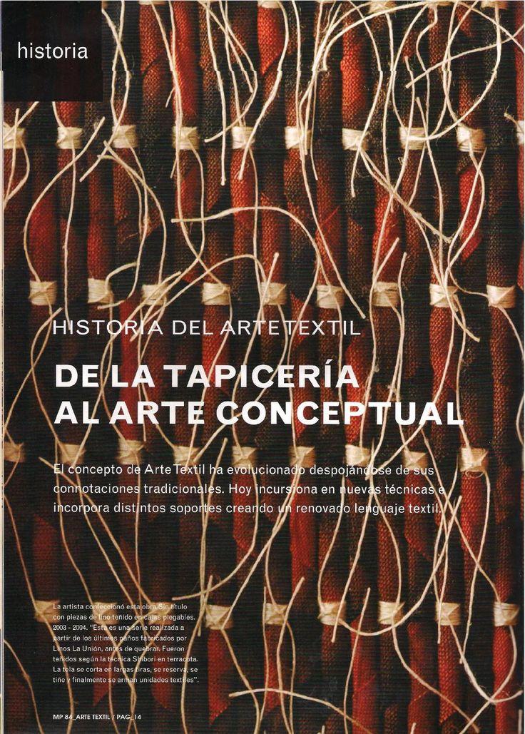 Arte Textil Chile