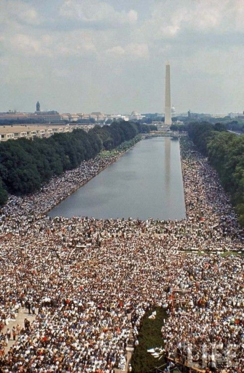 Civil Rights March, Washington, 1963. The following year, the Senate Democrats led the longest filibuster in history against the Civil Rights Act. Leading the filibuster were Byrd, who served for WV through 2010, and Al Gore, Sr.