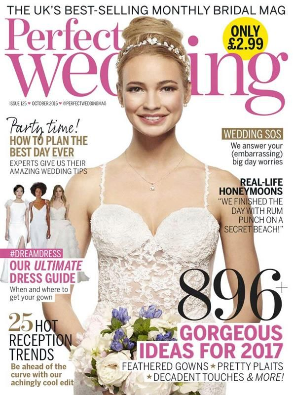 perfect wedding magazine subscription gift