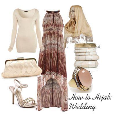 How to Hijab: Wedding