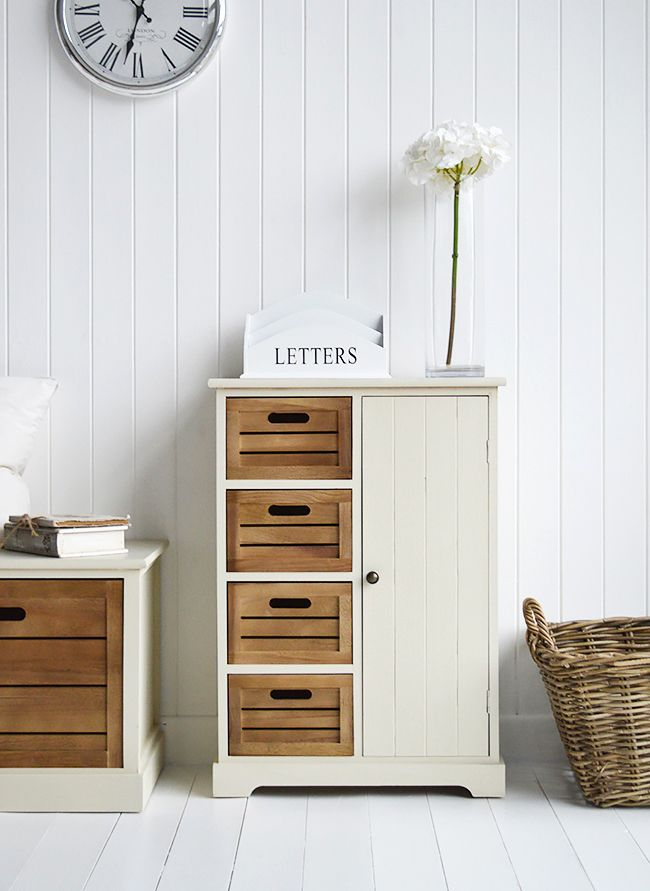 Providence Hallway Furniture From The White Lighthouse Sideboard With Cupboard And Drawers Hallway Furnitureliving Room