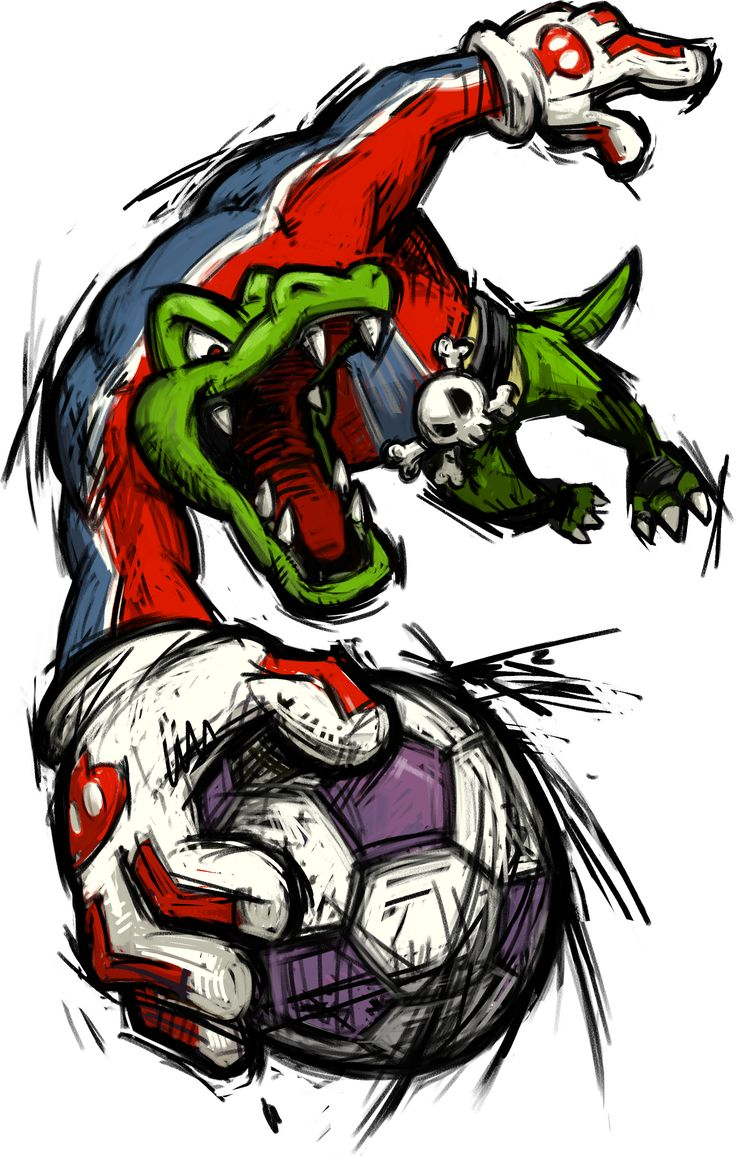 Kritter - Mario strikers Charged