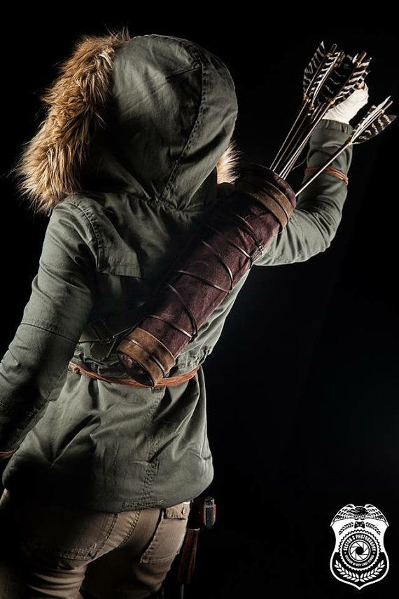 Quiver for Lara Croft Rise Of The Tomb Raider by 2PlayerGame