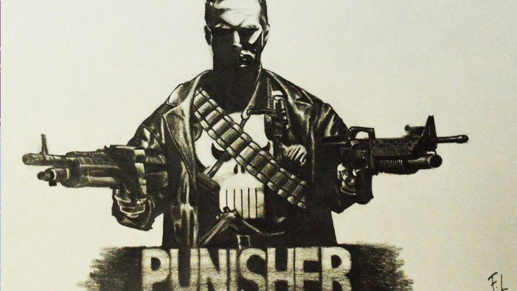 Punisher Marvel #DFFL