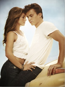 Thats actually me and Kenny Wormald. I know, close resemblence.