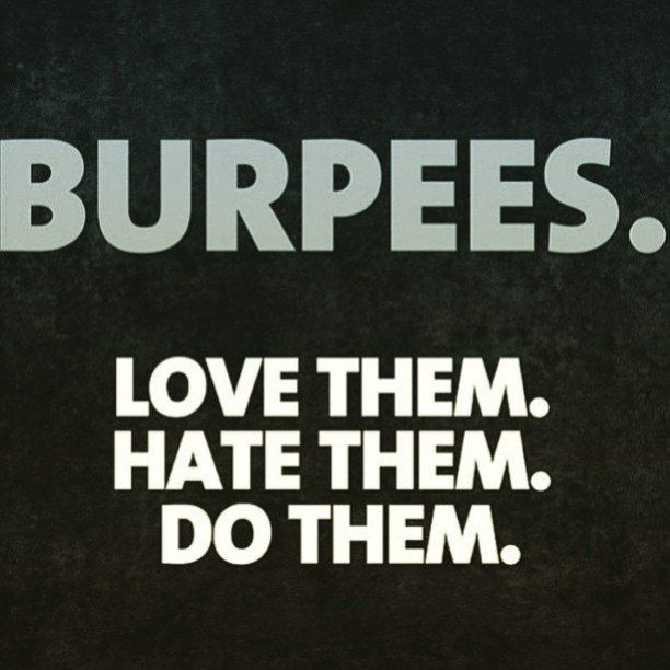 Crossfit Quotes 54 Best A Little Burpee Humor Images On Pinterest  Burpees