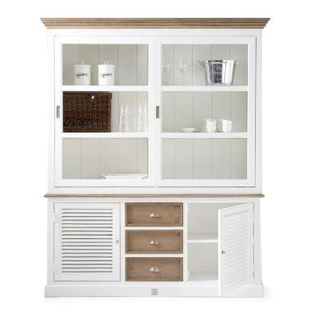 Long Key Buffet Cabinet | Rivièra Maison - nicht ganz günstig, aber wer den amerikanischen Cottage Stil mag, der wird hier fündig