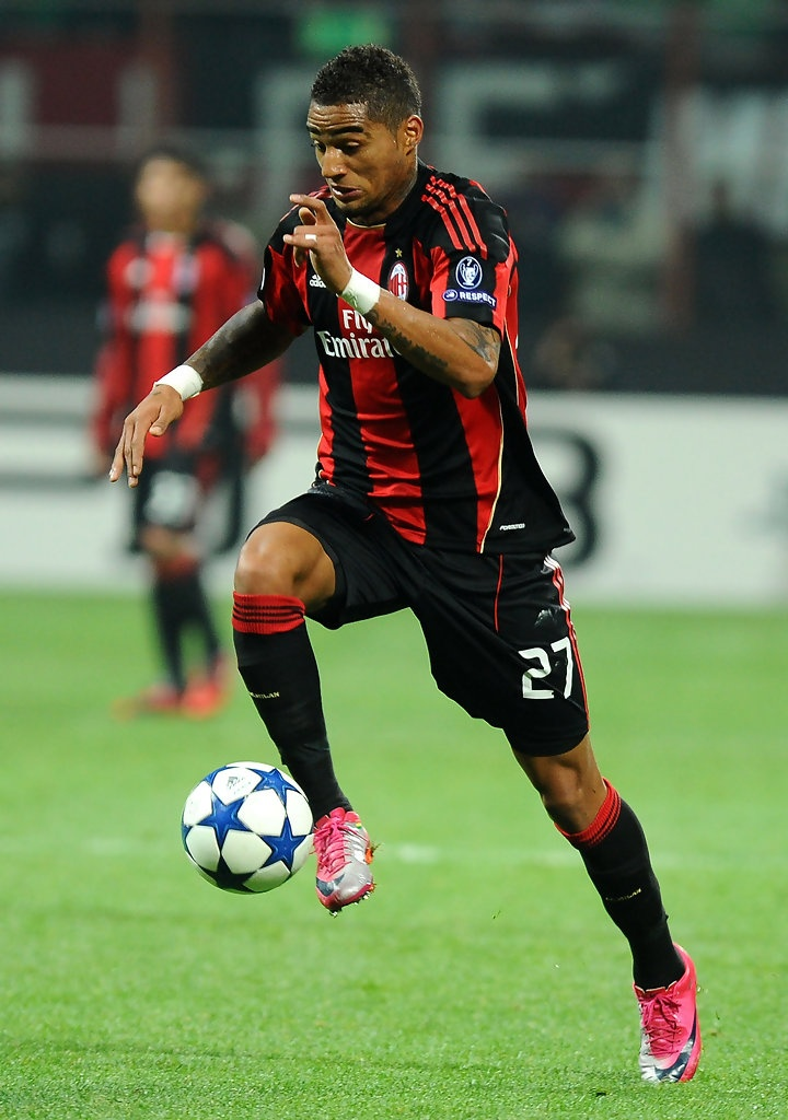 Kevin-Prince Boateng...love this photo