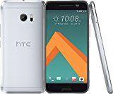 """#10: HTC 10 Glacier Silver 5.2"""" 12MP 32GB - T-Mobile"""