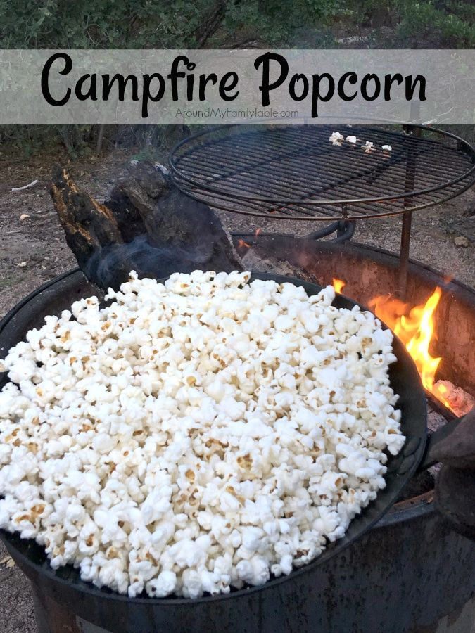 23 Mouthwatering Campfire Recipes You Want To Strive