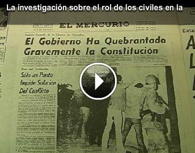 ▶ La investigación sobre el rol de los civiles en la gestación del golpe militar | CNN Chile