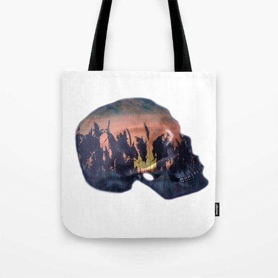 reed skull bag